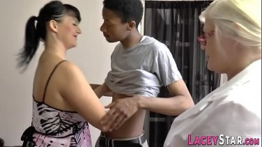 doctor with patient sex